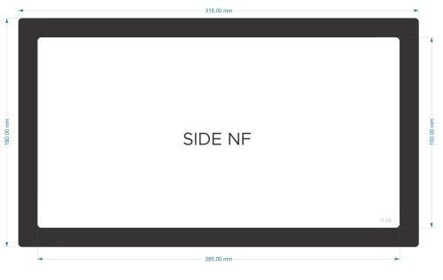 Sliger S620/S610 Side Filter