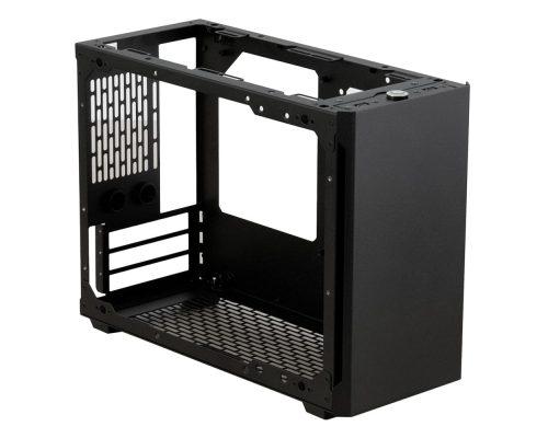 S610 Front Panel Obsidian Black