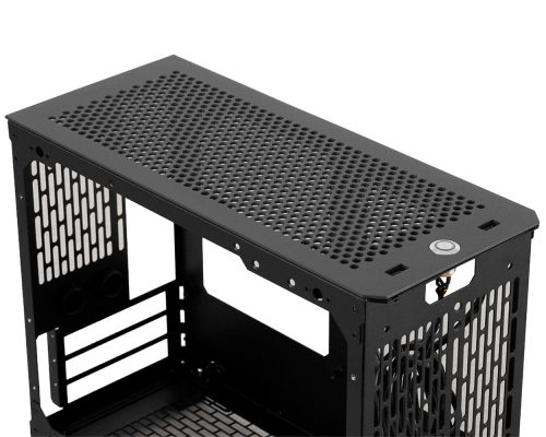 S610 Top Panel Slate Grey