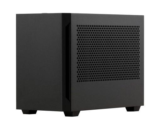S620 Front Panel Obsidian Black