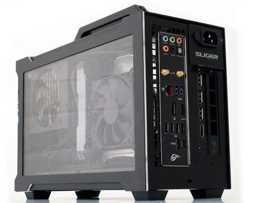 Sliger SM550 (Mini-ITX)