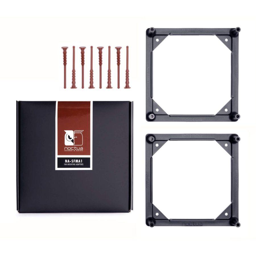 120mm to 140mm fan mounting adaptor